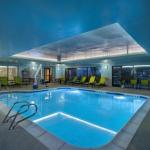 Idaho Center Accommodation - Springhill Suites By Marriott Boise
