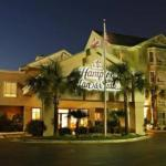 Family Circle Stadium Hotels - Hampton Inn Charleston - Daniel Island