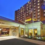 Omnimax Theater Cleveland Accommodation - Hilton Garden Inn Cleveland Downtown