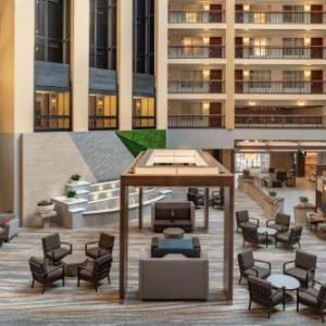 Cuyahoga Valley Scenic Railroad Hotels - Embassy Suites Hotel Cleveland-Rockside