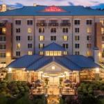 UTC McKenzie Arena  Accommodation - Hilton Garden Inn Chattanooga Downtown