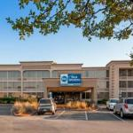 Hotels near McKnight Hall At UNCCs Cone Center - Best Western Sterling Hotel - Charlotte