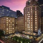 Accommodation near Eleanor Tinsley Park - Courtyard Houston Downtown Convention Center