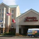 Racquet Club of Memphis Accommodation - Hampton Inn & Suites Memphis/Shady Grove