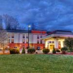 Accommodation near Catawba Valley Brewing Co. - Hampton Inn Marion