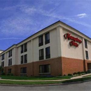 Kansas City International Raceway Hotels - Hampton Inn Kansas City-Lees Summit