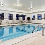 LaSalle Speedway Accommodation - Hampton Inn Ottawa Il