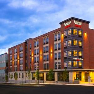 Fairfield Inn And Suites By Marriott Boston Cambridge