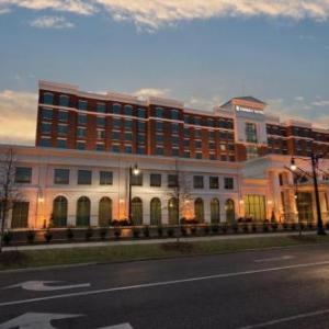 Tuscaloosa Amphitheater Hotels - Embassy Suites Tuscaloosa Downtown