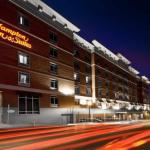 Accommodation near Red Hat Amphitheater - Hampton Inn & Suites - Raleigh Downtown