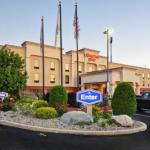 Accommodation near Log Cabin Delaney House - Hampton Inn Chicopee - Springfield