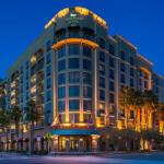 Mavericks Jacksonville Accommodation - Homewood Suites by Hilton Jacksonville-Downtown/Southbank