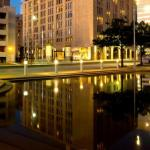 Accommodation near Gexa Energy Pavilion - Aloft Dallas Downtown