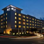 McKnight Hall At UNCCs Cone Center Hotels - Aloft Charlotte Ballantyne