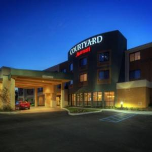 Courtyard By Marriott Johnson City