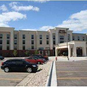 Swiftel Center Hotels - Hampton Inn & Suites Brookings