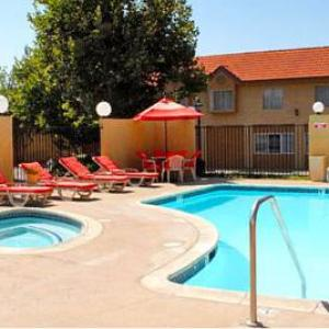 Upland Sports Arena Hotels - GuestHouse Inn & Suites Upland