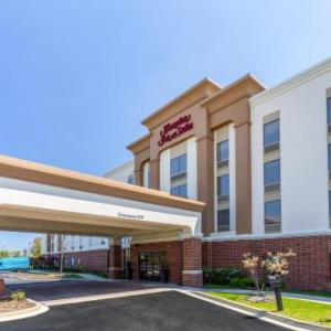 Hotels near Lake County Fairgrounds - Hampton Inn & Suites Chicago-Libertyville