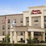Accommodation near Lone Star Convention Center - Hampton Inn & Suites Conroe I 45 North