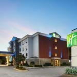 Escambia County Equestrian Center Accommodation - Holiday Inn Express And Suites Pensacola West-Navy Base