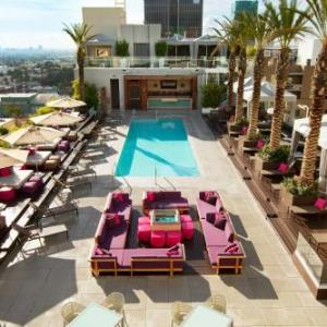 Hotels near Vanguard LA - W Hollywood