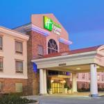 Lone Star Convention Center Accommodation - Holiday Inn Express Conroe/I-45 North