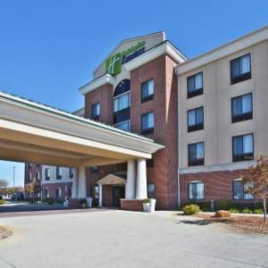 Holiday Inn Express Hotel & Suites Anderson North