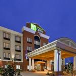 Accommodation near Lazy E Arena - Holiday Inn Express Hotel & Suites Guthrie North Edmond