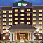 Columbus Crew Stadium Hotels - Holiday Inn Express Hotel & Suites Columbus University Area- Ohio State University