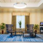 Accommodation near Gillette Stadium - Holiday Inn Express Plainville