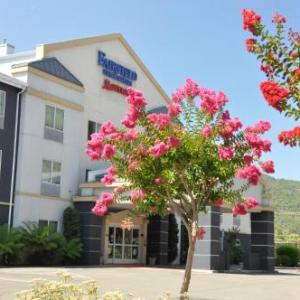 Fairfield Inn And Suites Ukiah Mendocino County