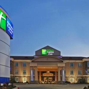 Hotels near Texas State Railroad Rusk - Holiday Inn Express Hotel & Suites Jacksonville