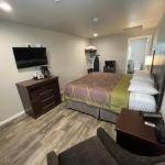 Accommodation near Broadway Bloc Party - Budget Lodge Eugene
