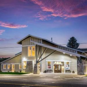 Hotels near Summit At Snoqualmie - Econo Lodge Cle Elum