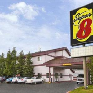 Hotels near Carlson Center - Super 8 Motel - Fairbanks
