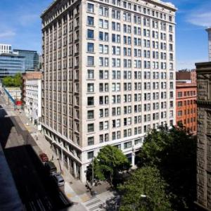 Hotels near Comedy Underground Seattle - Courtyard Seattle Downtown/Pioneer Square