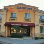 Nick's Taste of Texas Accommodation - Comfort Suites Near Industry Hills Expo Center