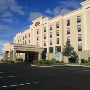 Mohegan Sun Arena at Casey Plaza Hotels - Hampton Inn And Suites Wilkes Barre