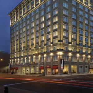 Mississippi Veterans Memorial Stadium Hotels - Hilton Garden Inn Jackson Downtown