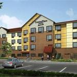 Tulsa Raceway Park Accommodation - TownePlace Suites by Marriott Tulsa North/Owasso