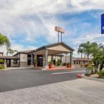 NOS Events Center Accommodation - Comfort Inn and Suites Colton