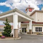 Accommodation near Log Cabin Delaney House - Econo Lodge Hadley