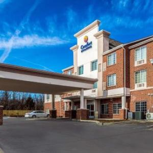 Quality Inn & Suites Dayton OH, 45414