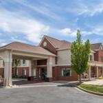 Accommodation near 1st Bank Center - Best Western Plus Louisville Inn & Suites