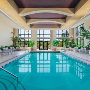 Garland County Fairgrounds Hotels - Embassy Suites Hotel Hot Springs, Ar
