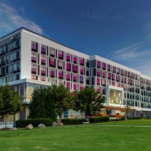 Hotels near Durham Athletic Park - Aloft Durham Downtown