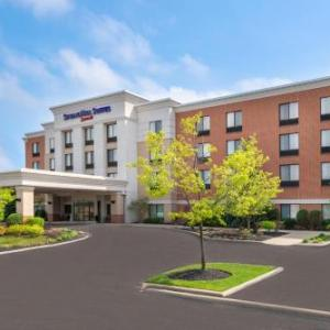 Hotels near Barrington Golf Club - Springhill Suites By Marriott Cleveland Solon