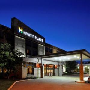 Uihlein Soccer Park Hotels - Hyatt Place Milwaukee West