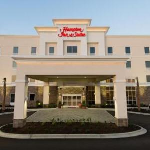 Hampton Inn And Suites Orangeburg Sc