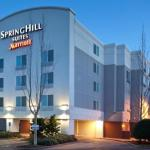 Accommodation near McMenamins Edgefield - Springhill Suites By Marriott Portland Airport